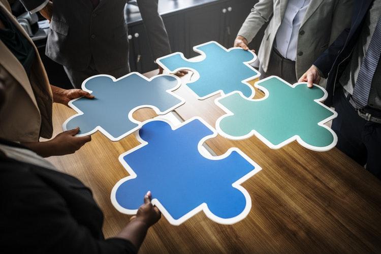 puzzle pieces demand response